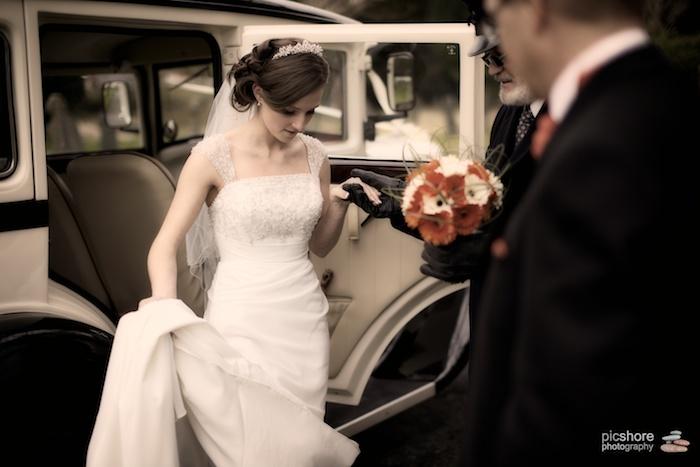 St Elizabeth's House wedding photography