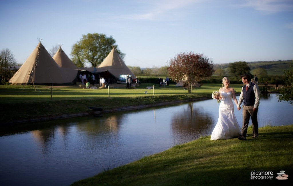tipi wedding cornwall