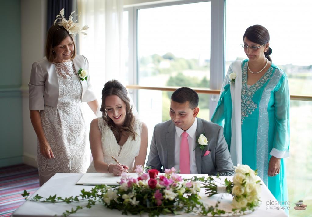 wedding photographer cornwall picshore photography 3