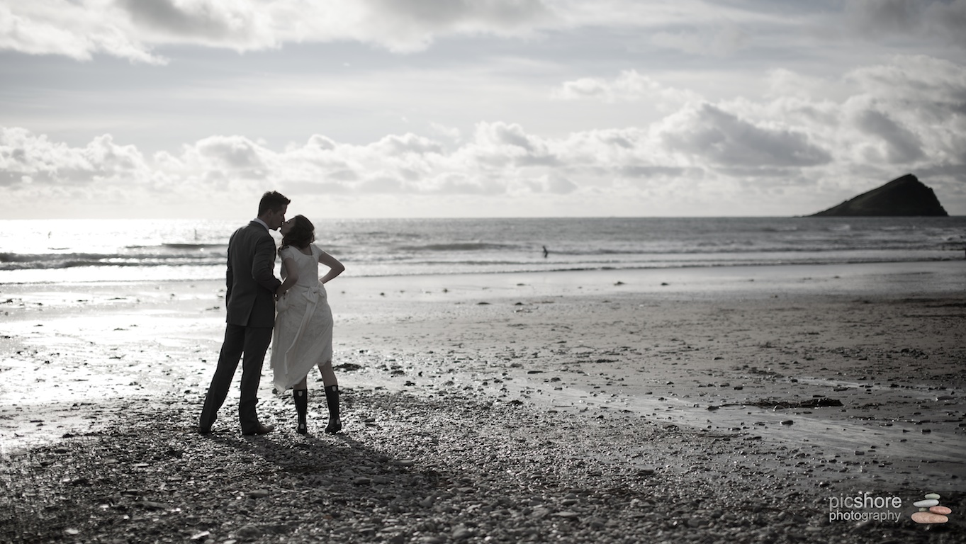 Devon Beach Wedding Wedding Photographer Devon