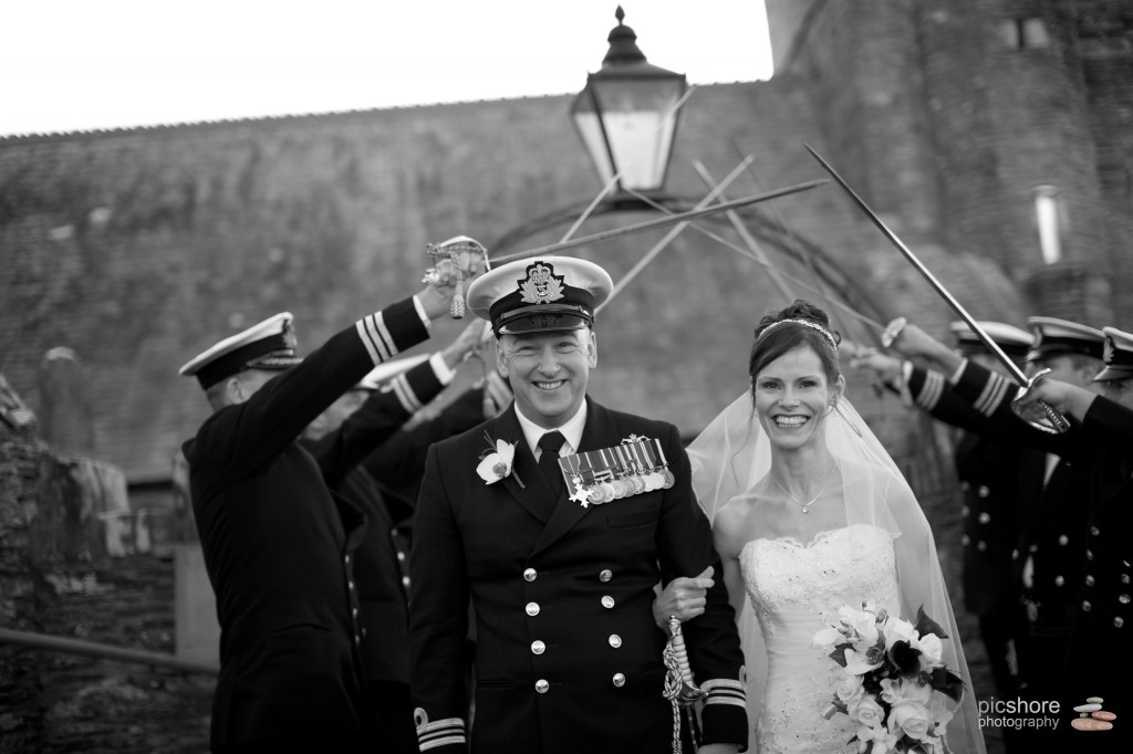 wembury church wedding picshore photography 2