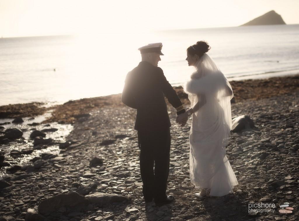 wembury church wedding picshore photography 4