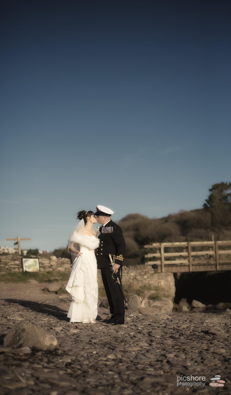 Devon Winter Wedding Wedding Photographer Devon