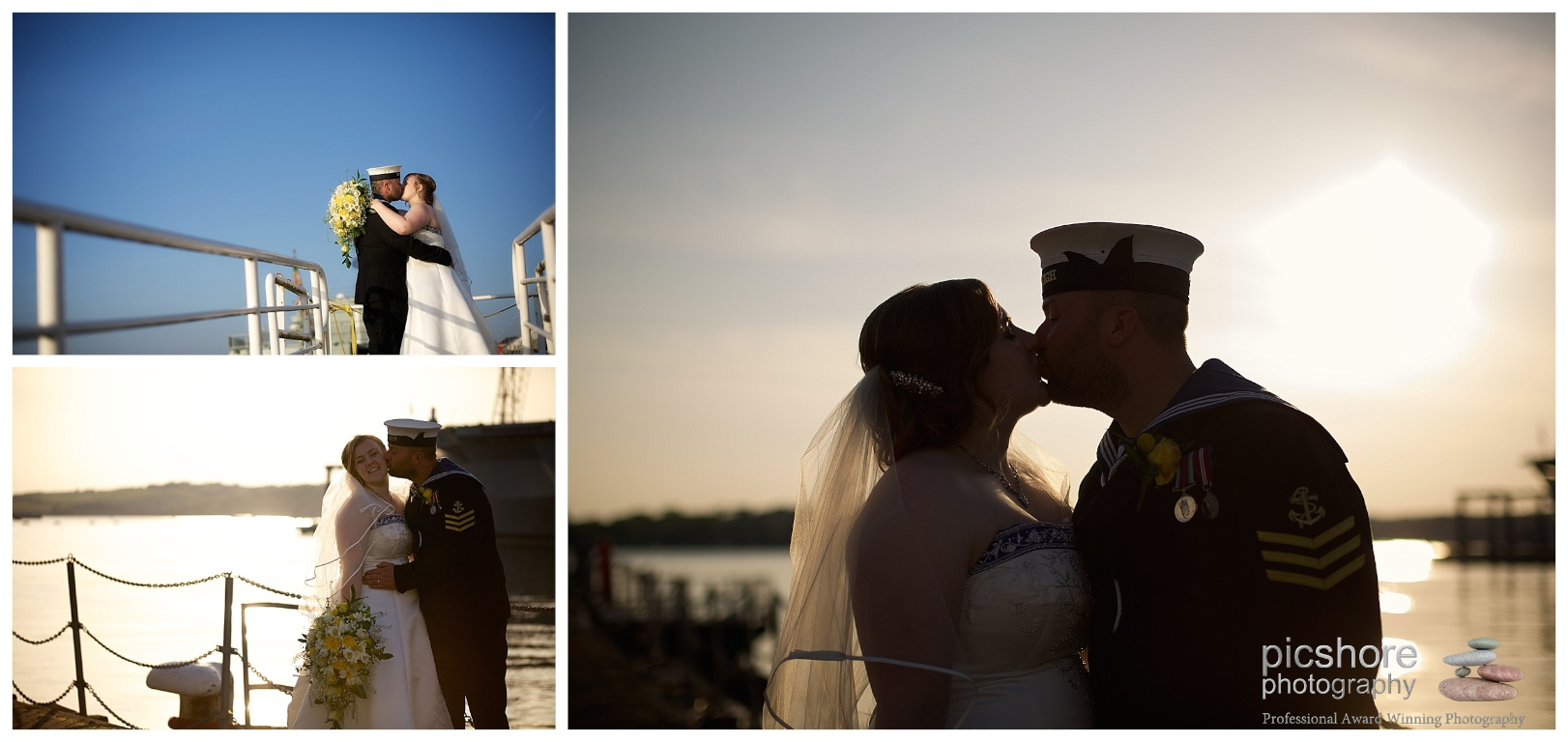 HMS Drake Plymouth wedding Devon Picshore Photography 20