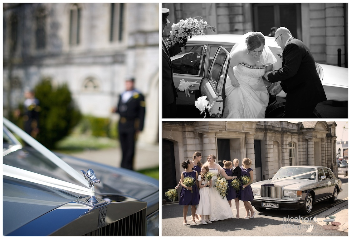 HMS Drake Plymouth wedding Devon Picshore Photography 3