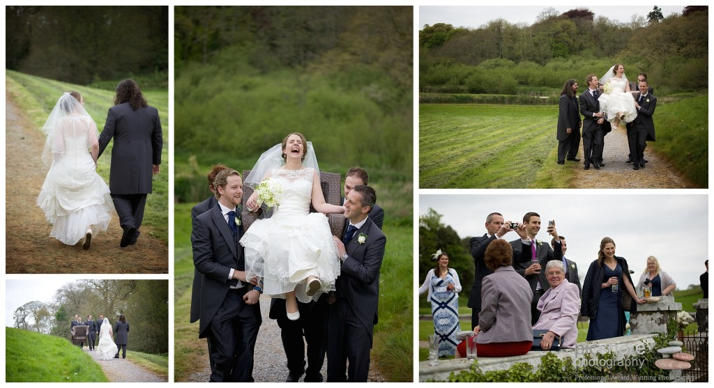 Kitley House Hotel wedding devon picshore photography 14