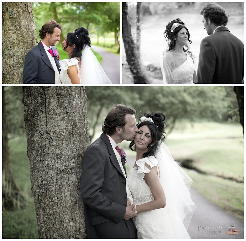 St Mellion International Resort Wedding