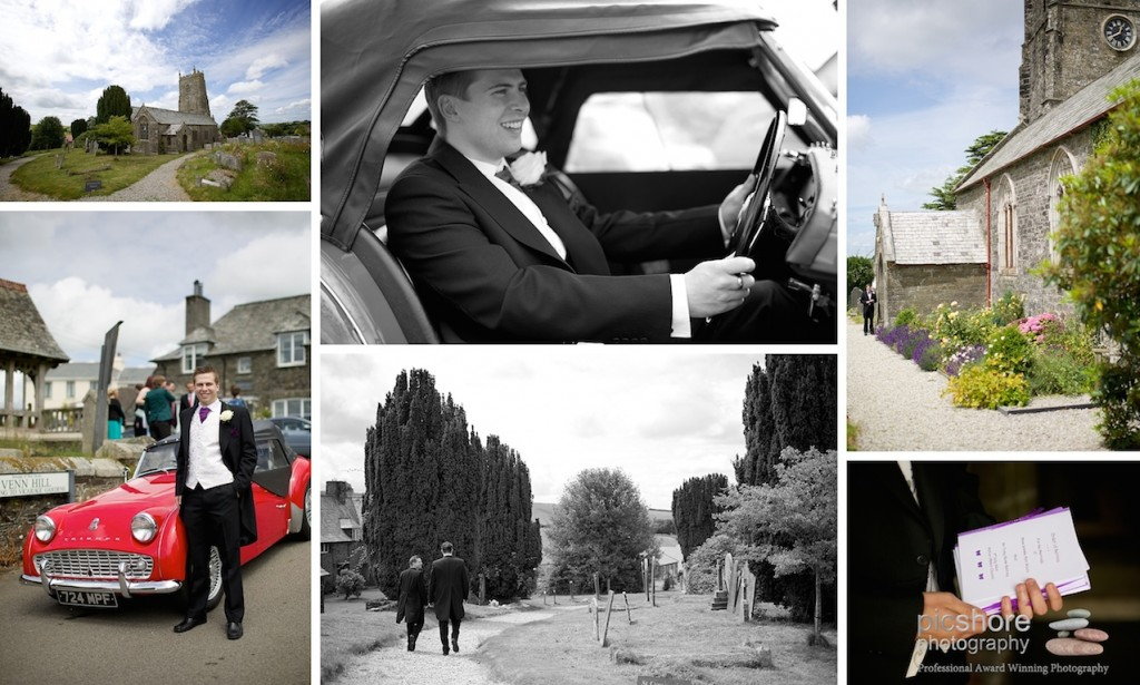 3 milton abbot church devon wedding picshore photography 1