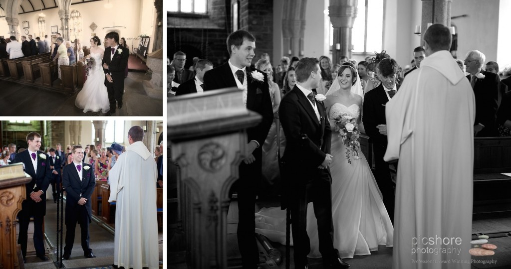4 milton abbot church devon wedding picshore photography 2