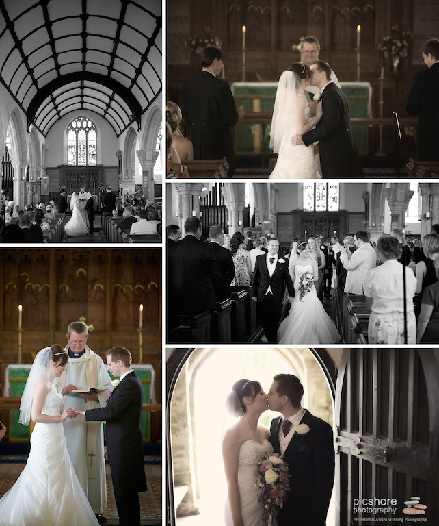 5 milton abbot church devon wedding picshore photography 3