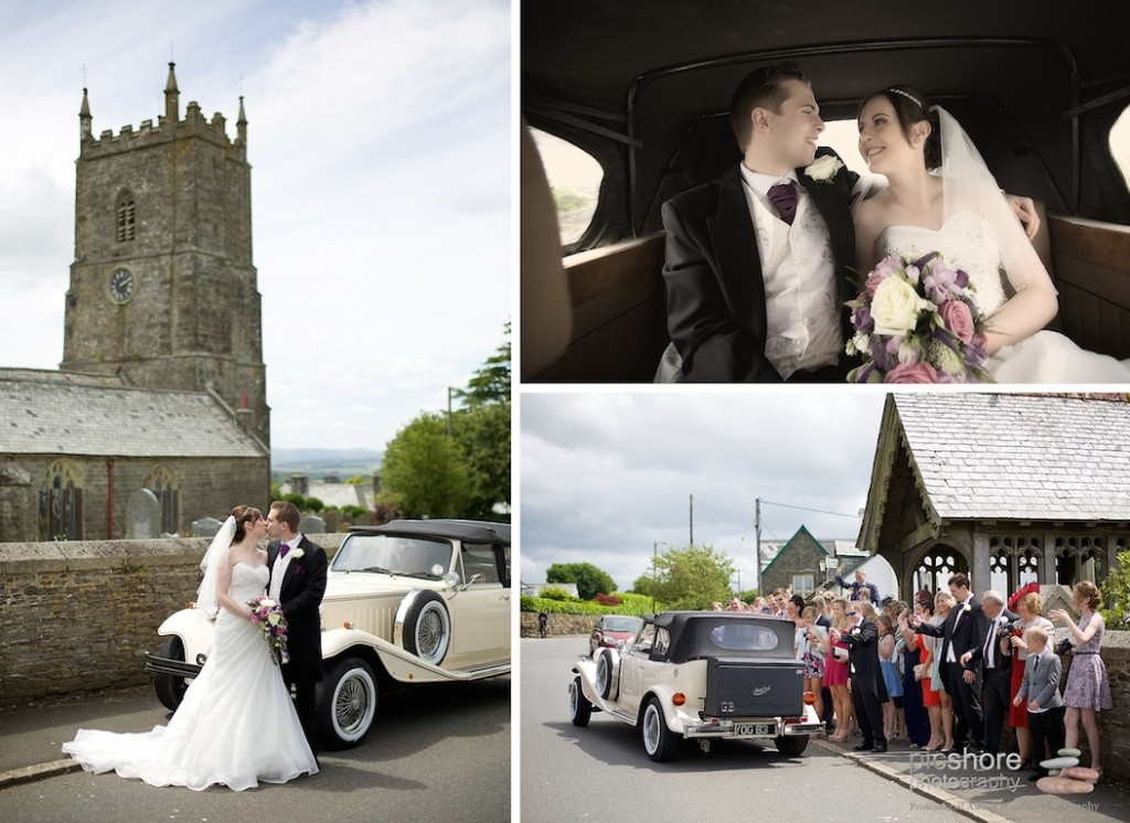 8 milton abbot church devon wedding picshore photography 6