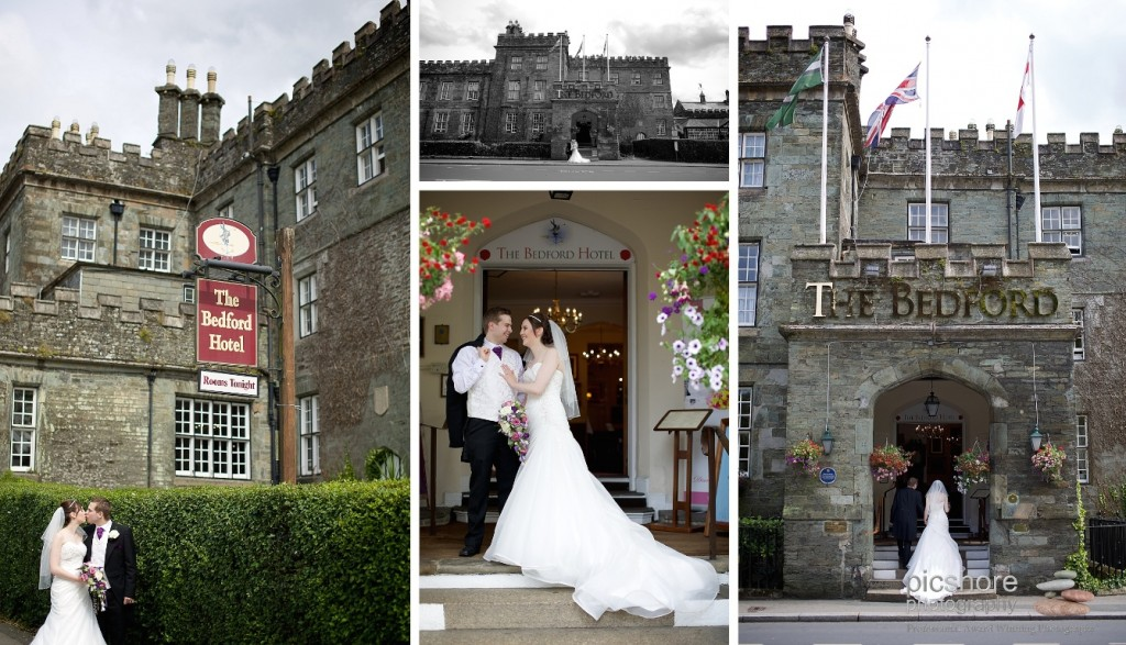 bedford hotel tavistock wedding devon picshore photography 7