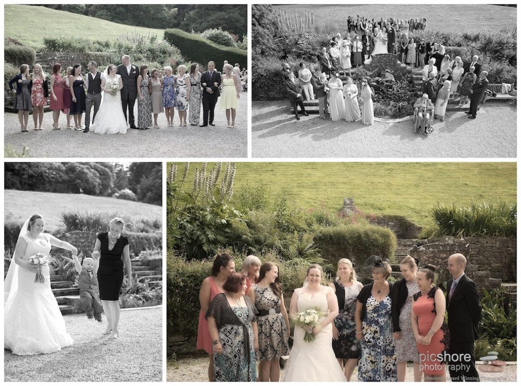 mount edgcumbe house cornwall wedding picshore photography 10