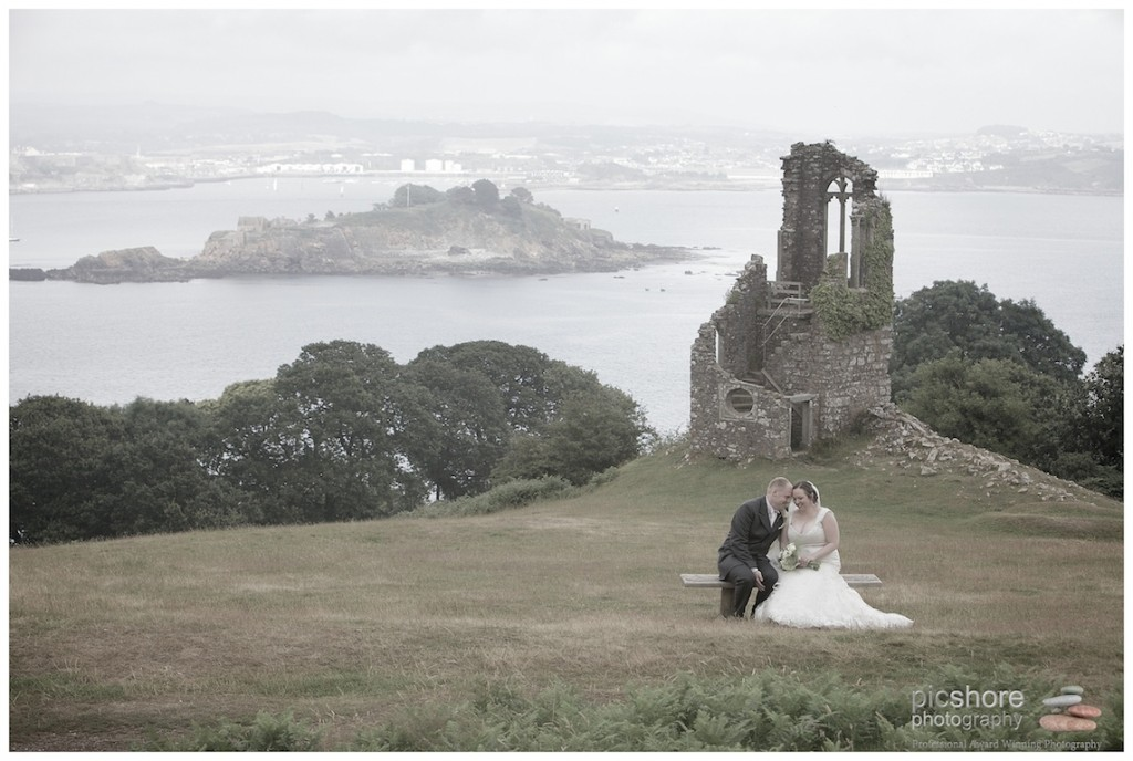 mount edgcumbe cornwall wedding picshore photography 13