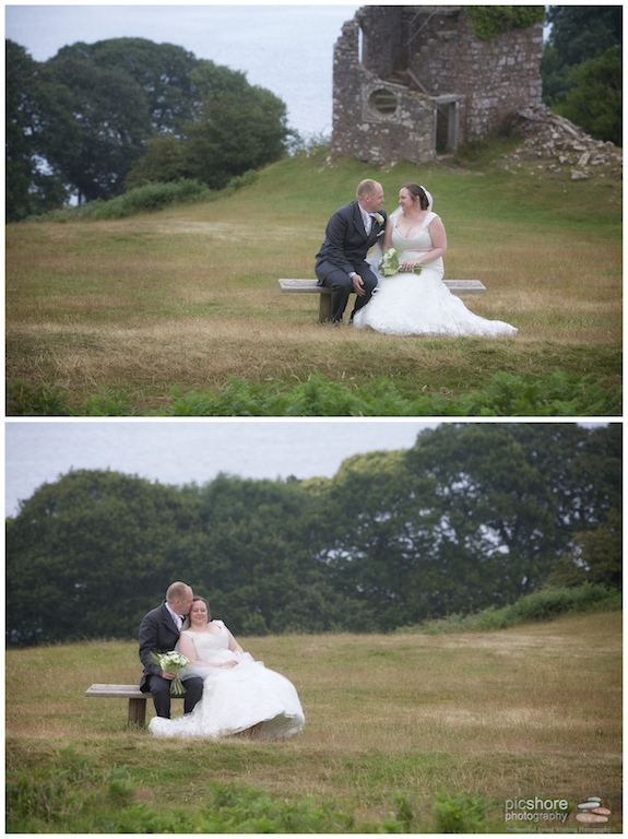 mount edgcumbe cornwall wedding picshore photography 14