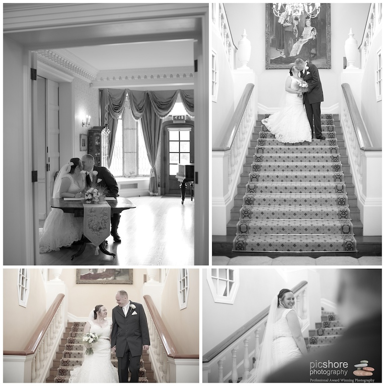 mount edgcumbe house cornwall wedding picshore photography 6