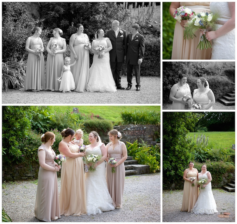 mount edgcumbe cornwall wedding picshore photography 9