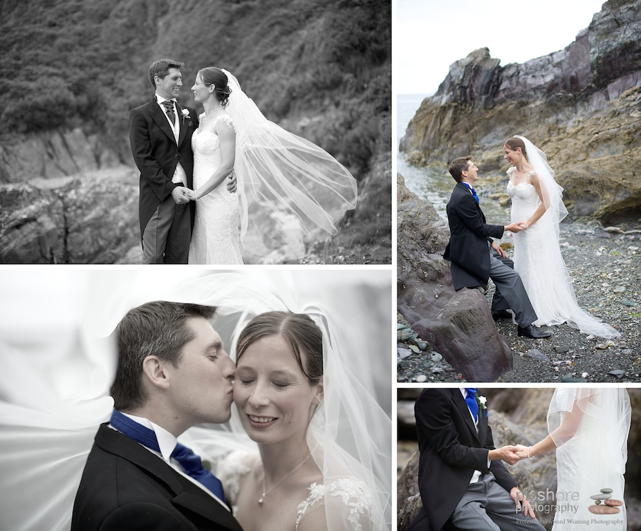 polhawn fort wedding cornwall picshore photography 10