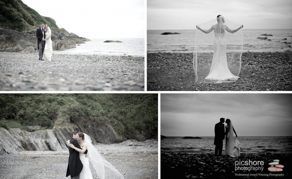 polhawn fort wedding cornwall picshore photography 12
