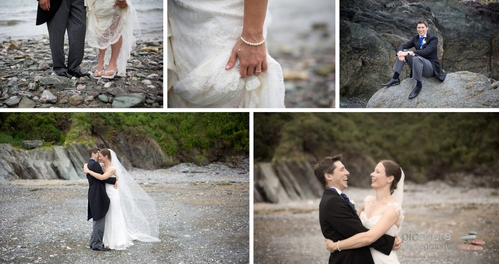polhawn fort wedding cornwall picshore photography 14