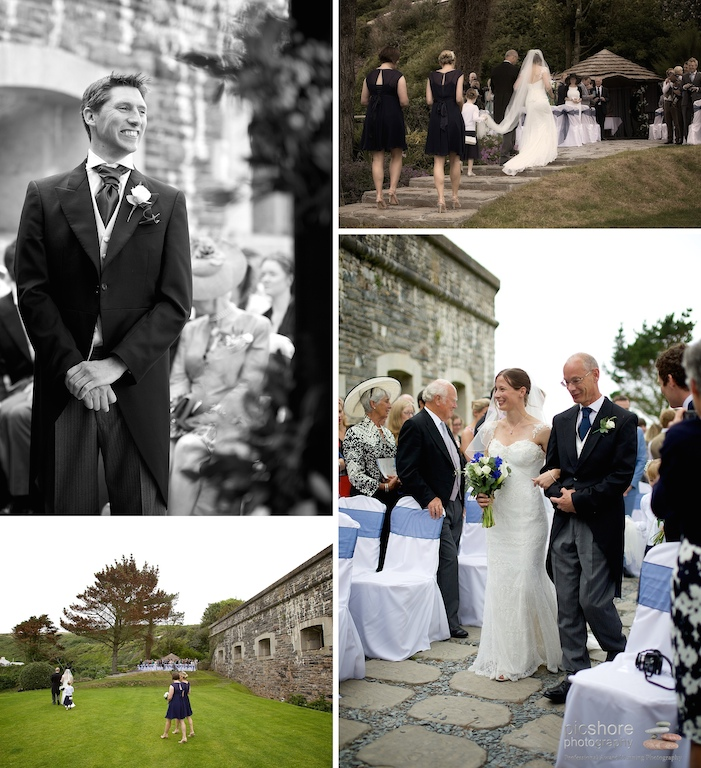 polhawn fort cornwall wedding picshore photography 4