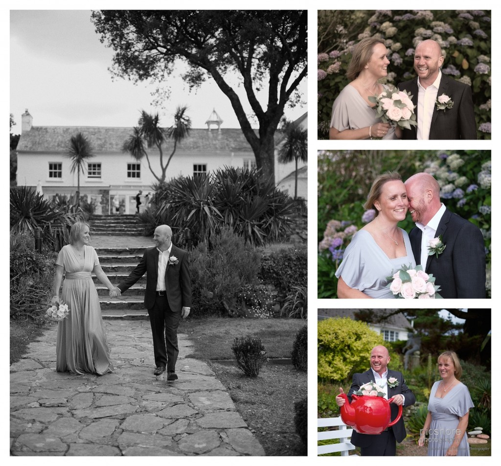 talland bay hotel cornwall wedding picshore photography 6