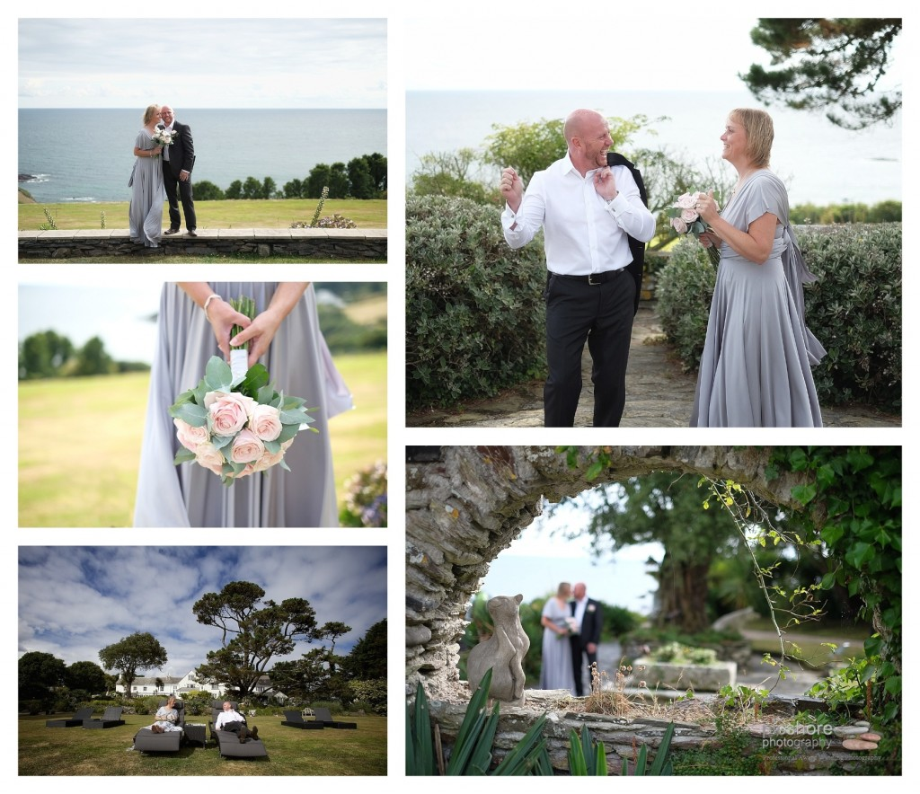 wedding photographer looe cornwall picshore photography