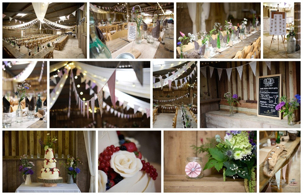 The Barn at South Milton wedding devon picshore photography 1