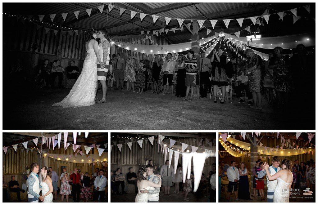 The Barn at South Milton wedding devon picshore photography 12