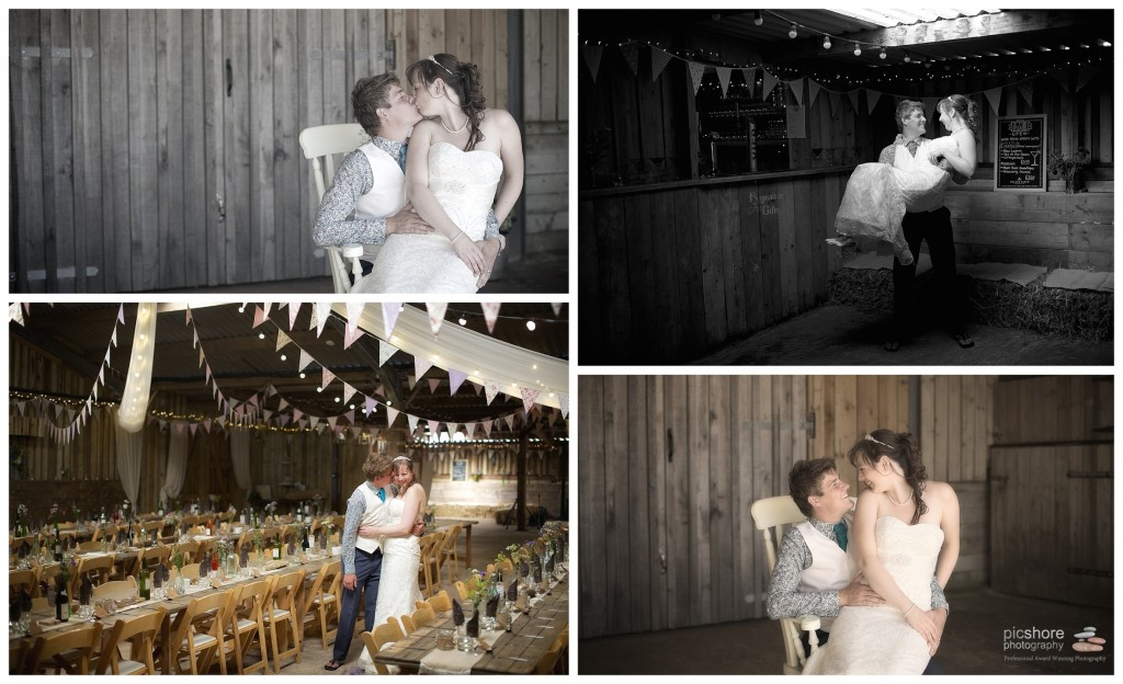 The Barn at South Milton wedding devon picshore photography 3