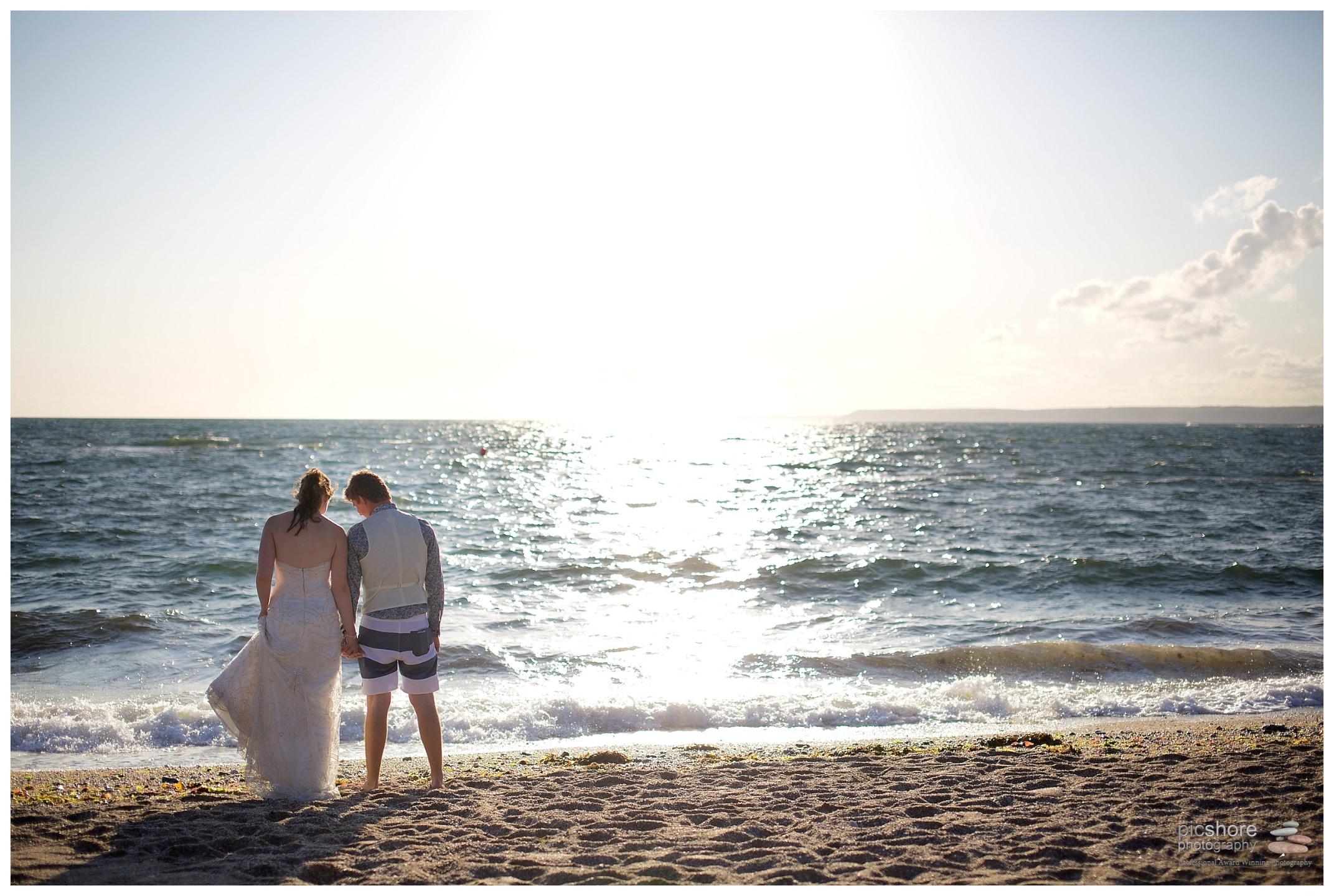 South shore barn wedding