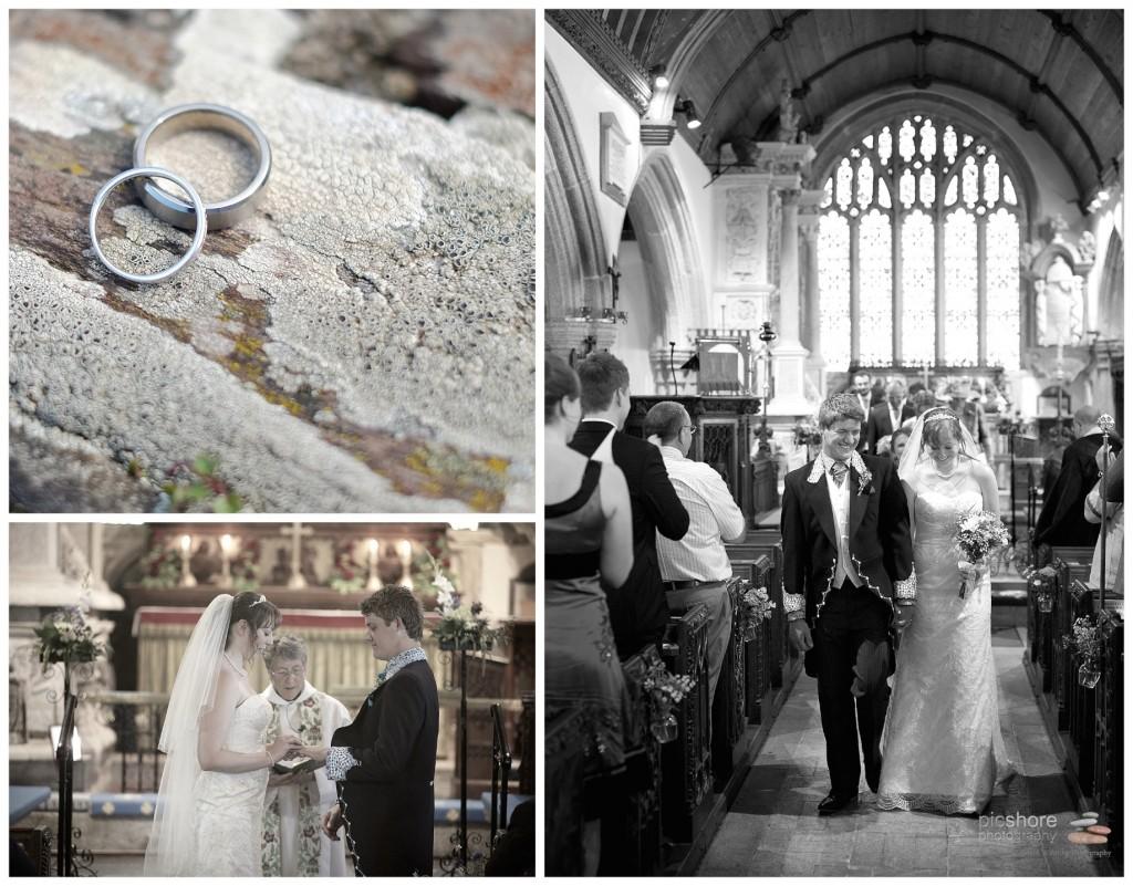 wembury church devon wedding picshore photography 3