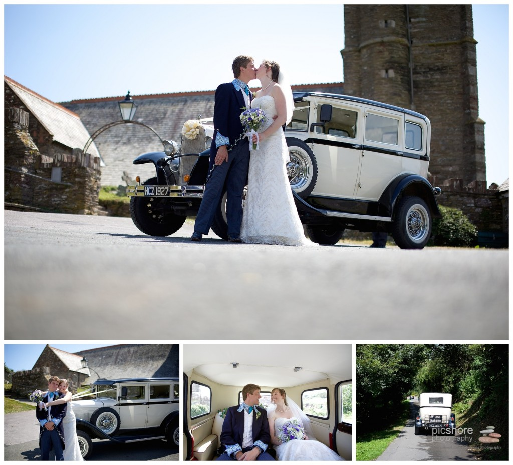 wembury church devon wedding picshore photography 7