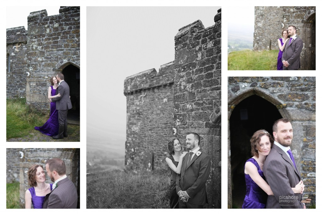 brentor church wedding devon picshore photography 10