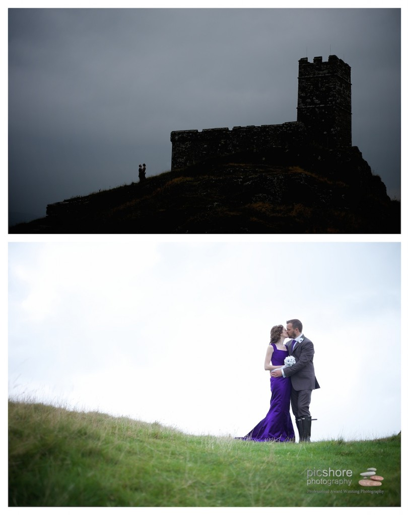 brentor church wedding devon picshore photography 12