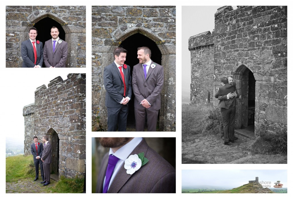 brentor church devon wedding picshore photography 3
