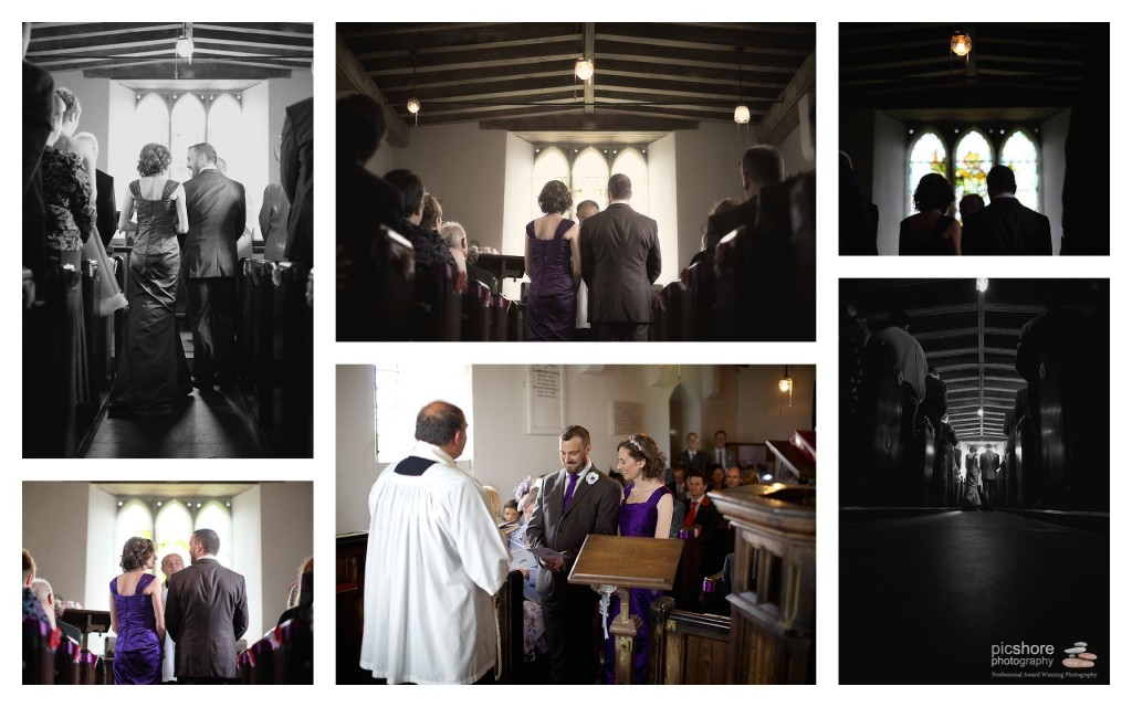 brentor church wedding devon picshore photography 5