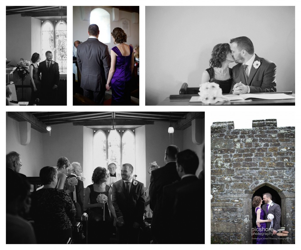 brentor church devon wedding picshore photography 7