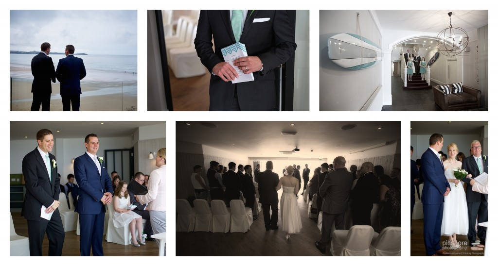 watergate bay hotel cornwall wedding picshore photography 3