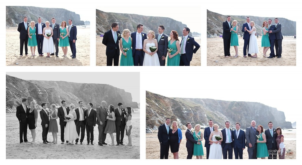 watergate bay hotel cornwall wedding picshore photography 7