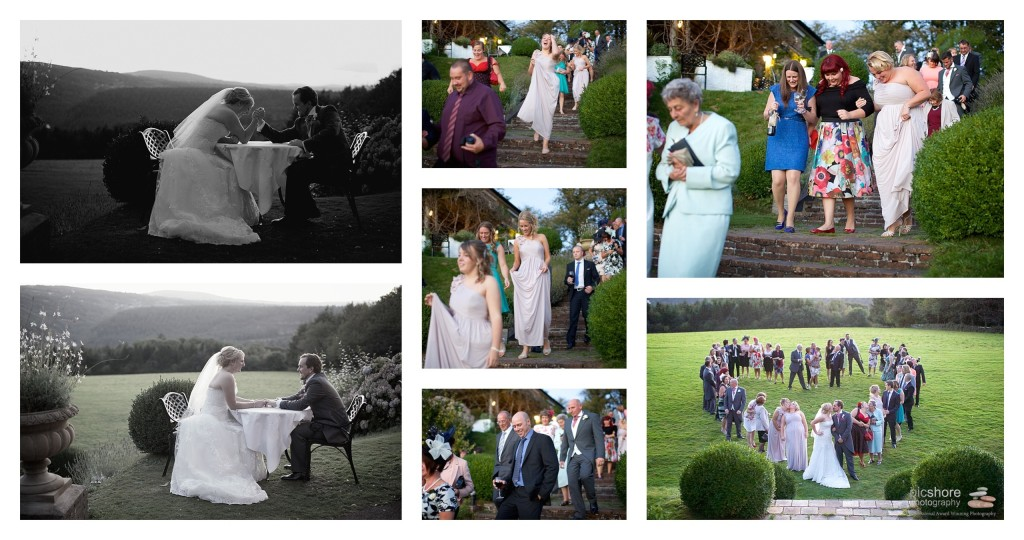 the horn of plenty devon wedding picshore photography 17