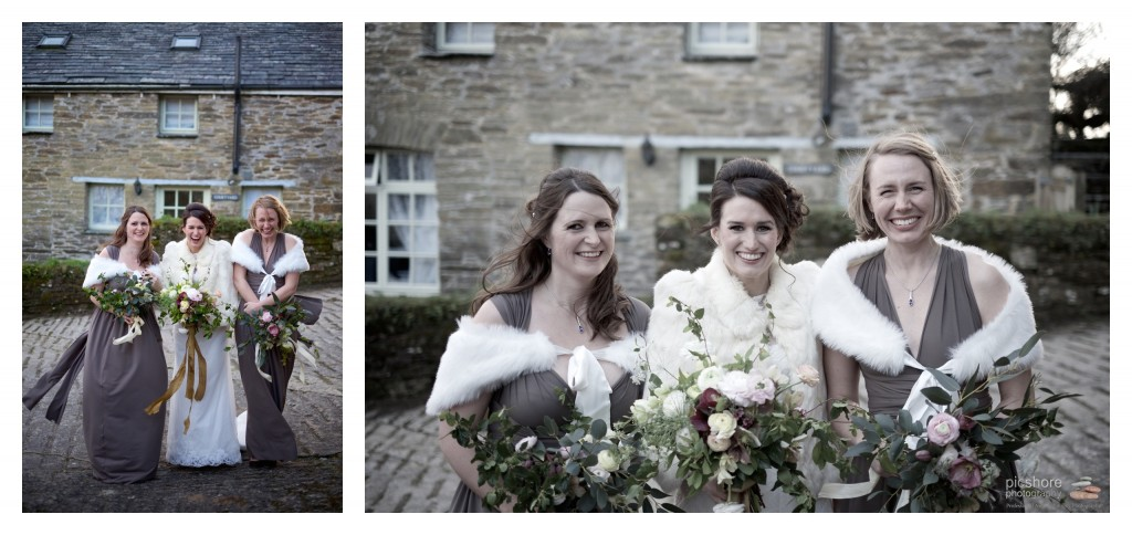 Trenderway Farm Cornwall Wedding Photographer Picshore Photography 10