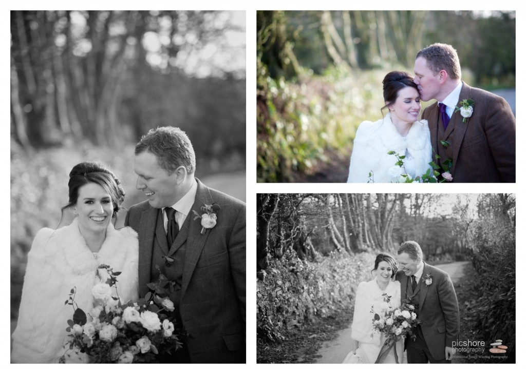 Trenderway Farm Cornwall Wedding Photographer Picshore Photography 17