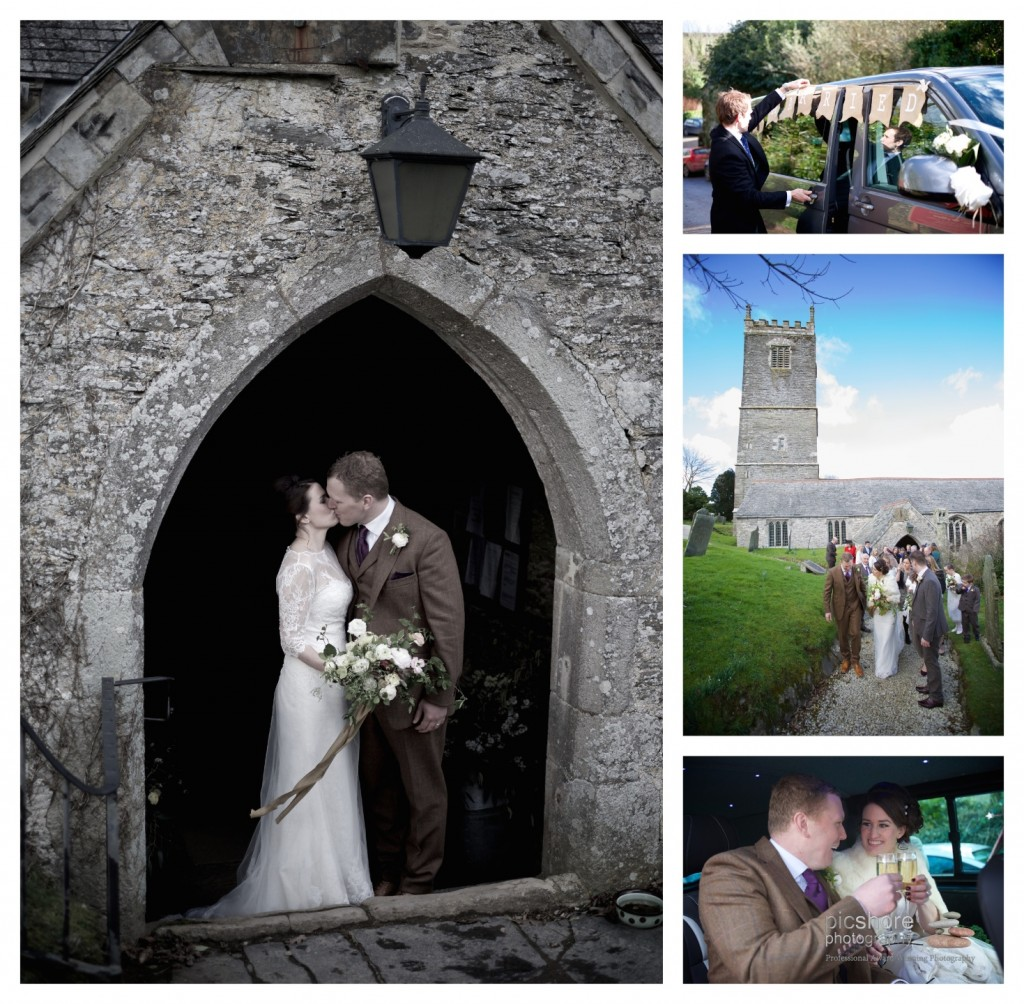 Trenderway Farm wedding photographer Cornwall Picshore Photography 7