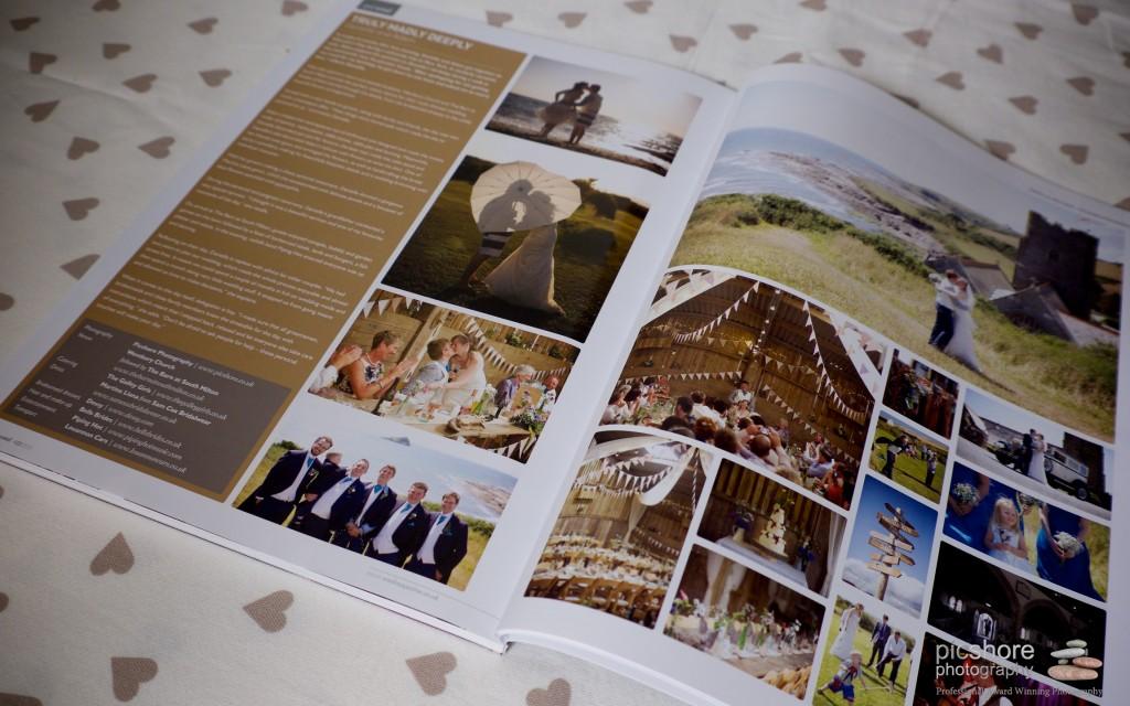 beach wedding photographer devon picshore photography 1