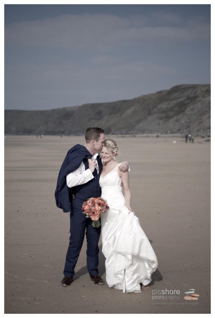 newquay cornwall wedding photographer