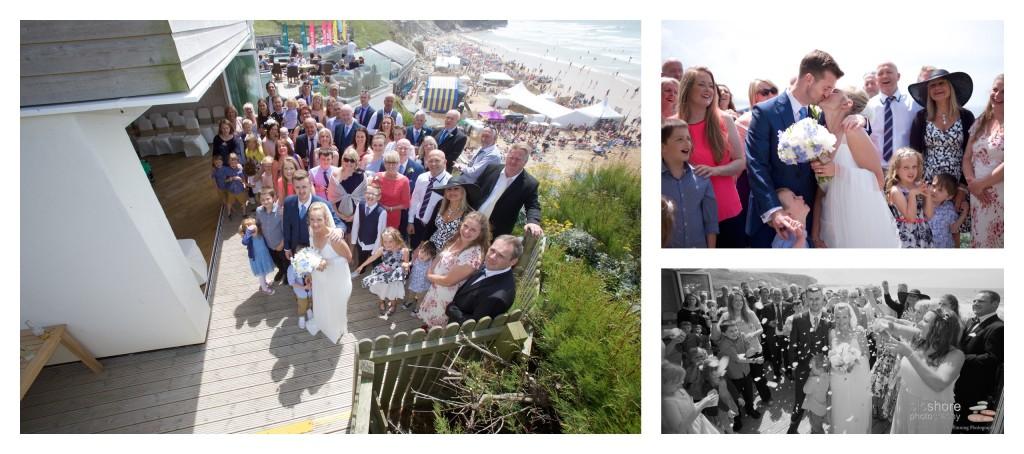 watergate bay wedding photographer picshore photography 10