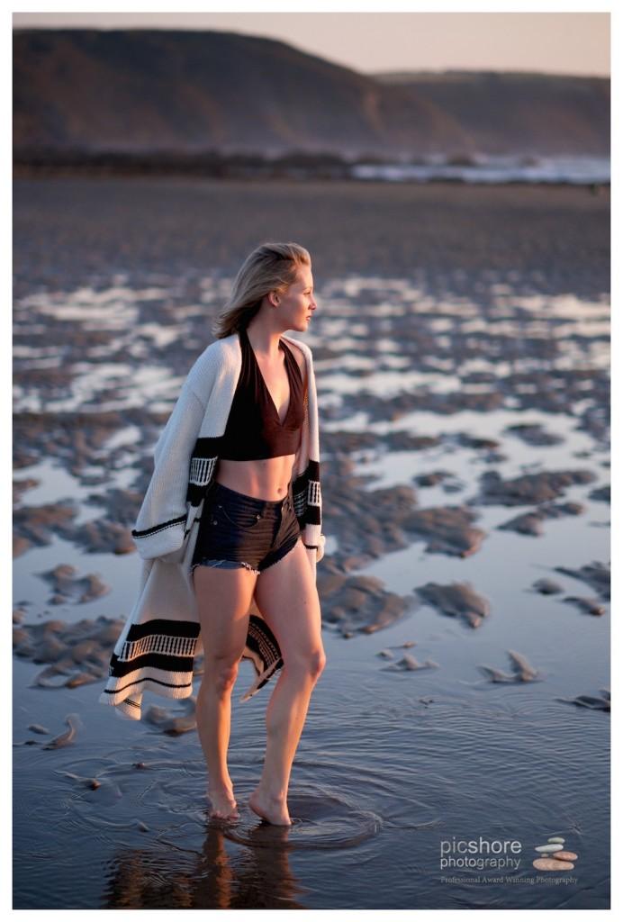 Cornwall beach photoshoot picshore photography 14